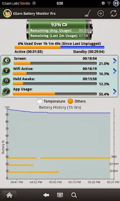 GSam Battery Monitor APK 3.1
