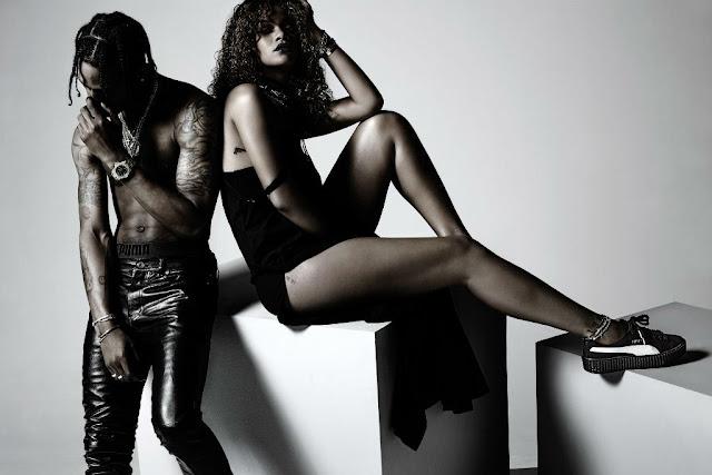 Rihanna Puma Australia Melbourne