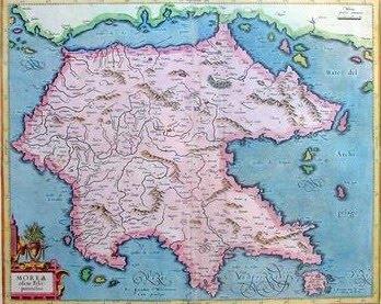 Ο χάρτης του Mercator