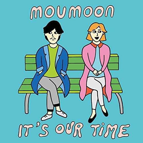 [Album] moumoon – It's Our Time (2015.08.12/MP3/RAR)