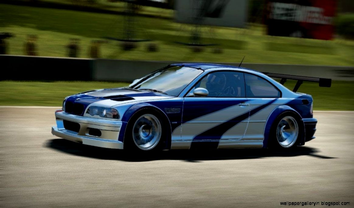 Bmw M3 Nfs Most Wanted | Wallpaper Gallery