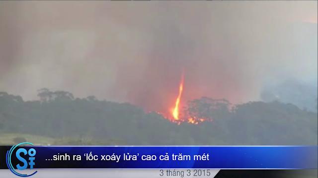 Lốc xoáy lửa