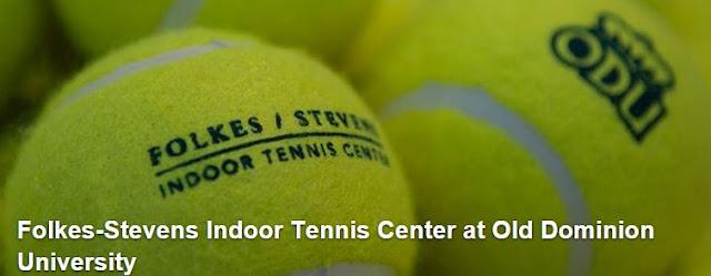 logo of Folkes-Stevens Tennis Center ODU University