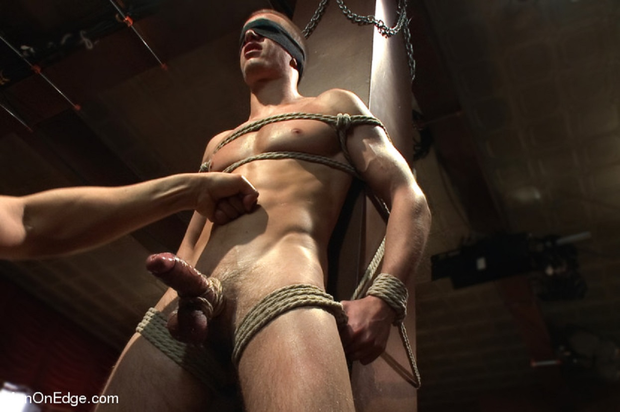 from Curtis gay tied bound gagged