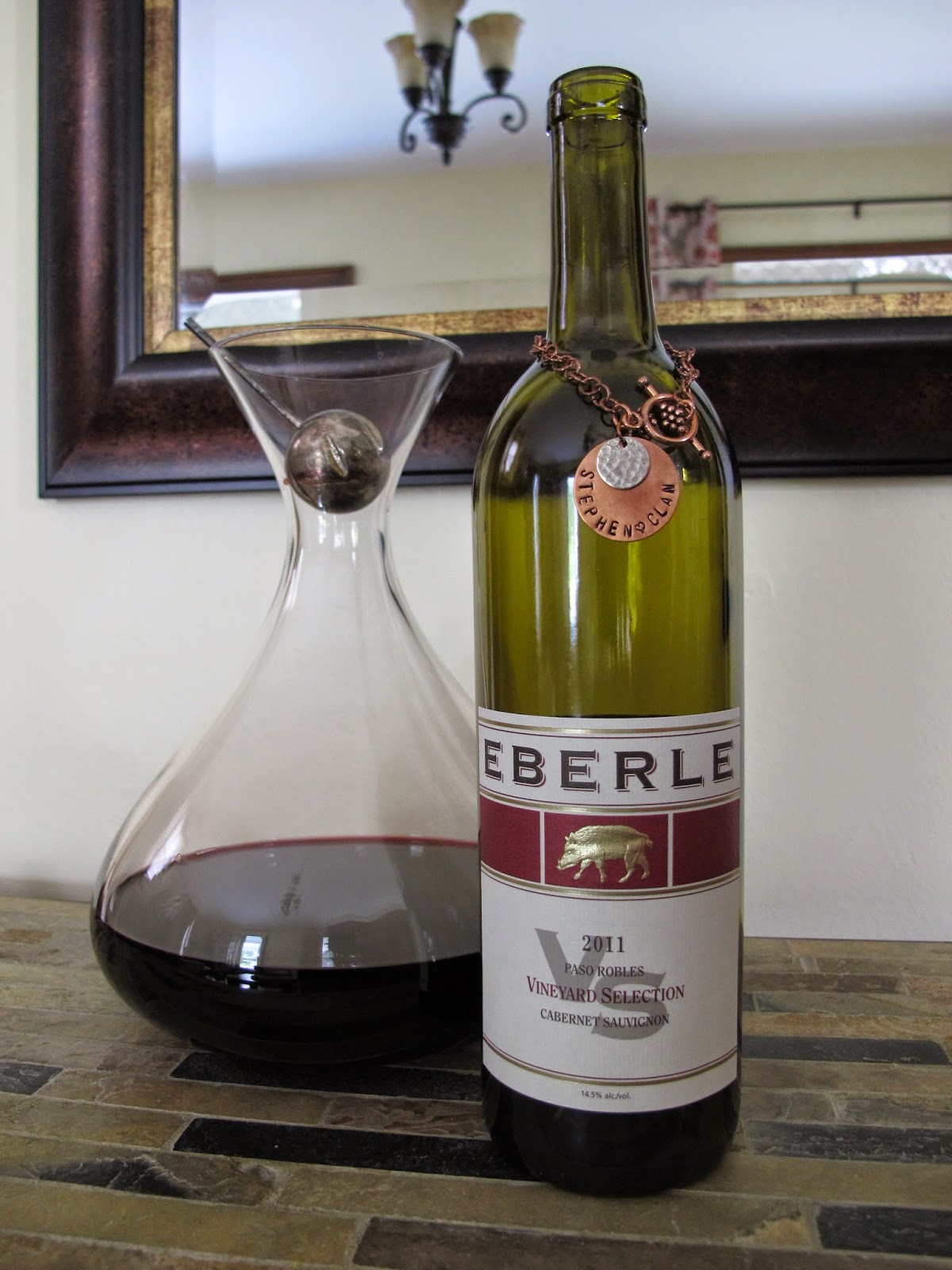 Cabernet Sauvignon from Eberle Winery