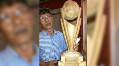 [Citizen6] Mengapa Trofi Piala Presiden Terbuat dari Kayu?