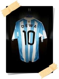 Kata Aji Tentang Argentina...