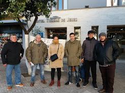 CTA Cádiz sigue apoyando la lucha de Manuela Vargas