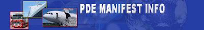 PDE_Manifest_Info