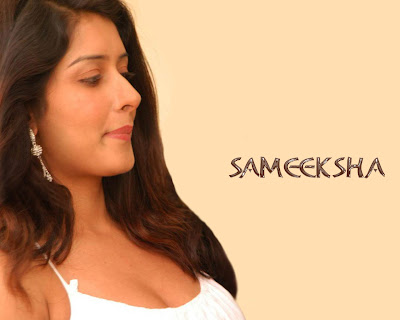 Sameeksha hot photo