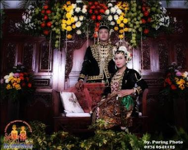 Rias Pengantin Sekar Griya Paes Yogyakarta