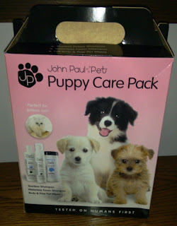 John Paul Pet Puppy Care Pack