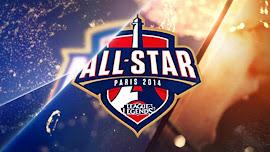 All-Star Paris 2014: Lịch thi đấu, kết quả và tổng quan về 5 đội tuyển tham dự