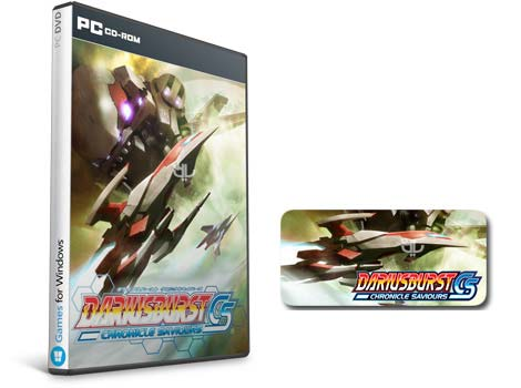 DARIUSBURST Chronicle Saviours Download for PC
