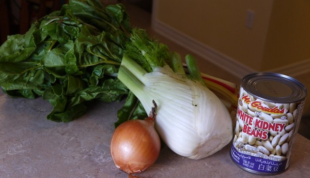 Swiss Chard, Fennel, And White Bean Gratin Recipes — Dishmaps