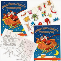 Christmas Activity Book Stocking Fillers