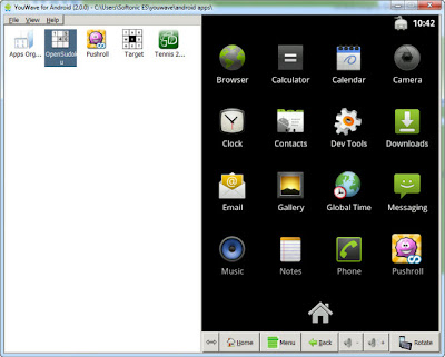 Download Emulator Android for Windows: Youwave dan Bluestack