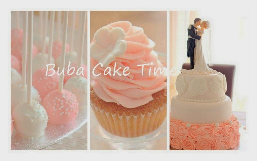 Buba   Cake   Time...