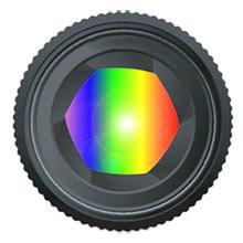 objectif aberration chromatique arc en ciel