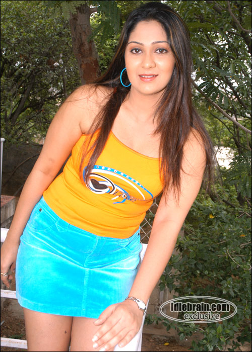 South Indian Hot Actress Ankita Picture