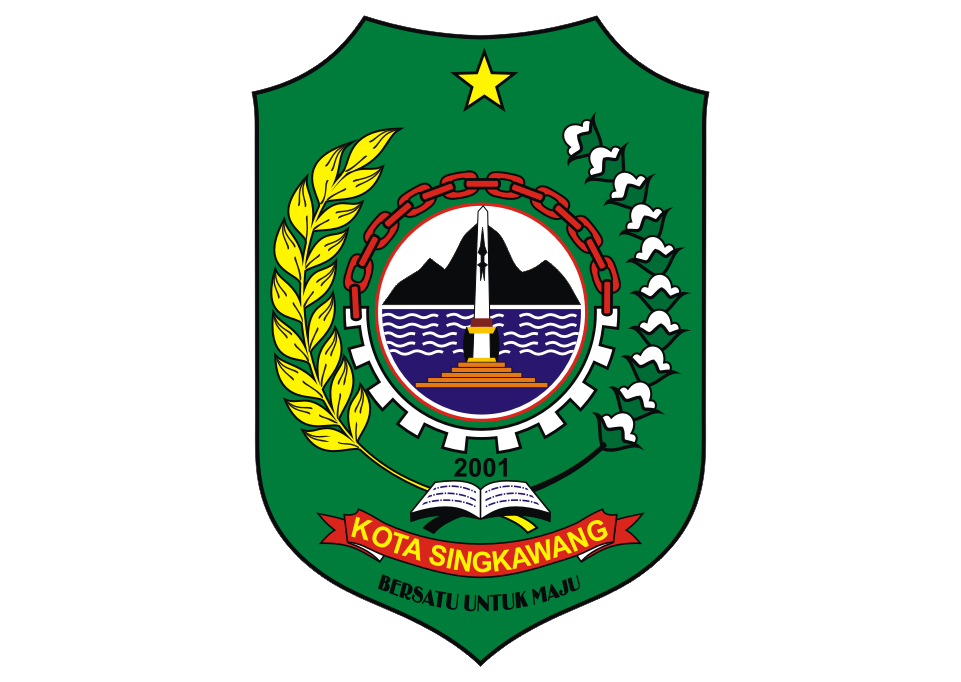 Logo Kota Singkawang Vector download