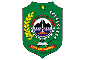 Kota Singkawang Logo Vector download free