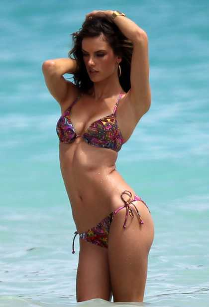 Alessandra Ambrosio biography and photos gallery 2011