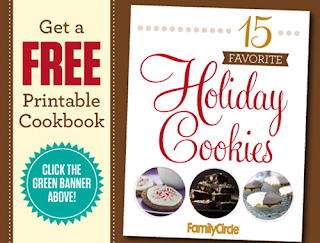 Free Family Circle Cookie eCookbook