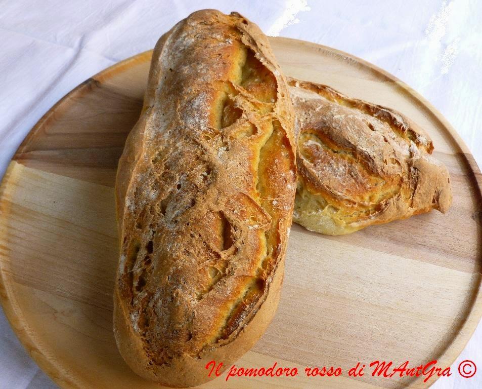 ciabatte di pane