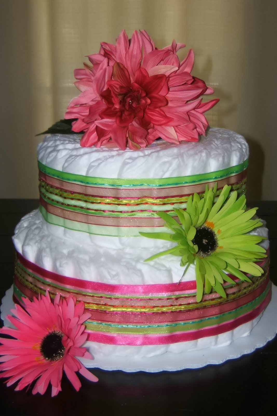 Bibi Lane Diaper Cakes For Girls