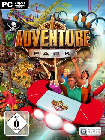 Adventure+Park+PC+Cover Adventure Park [2013] [Español] [POSTMORTEM]