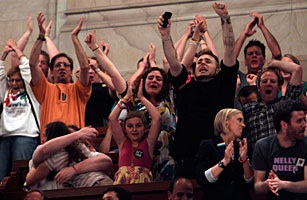 Historic Vote Makes Gay Marriage Legal in New York State