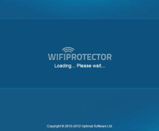 Trik Melindunggi Jaringan  Wifi dengan Wiffi Protector