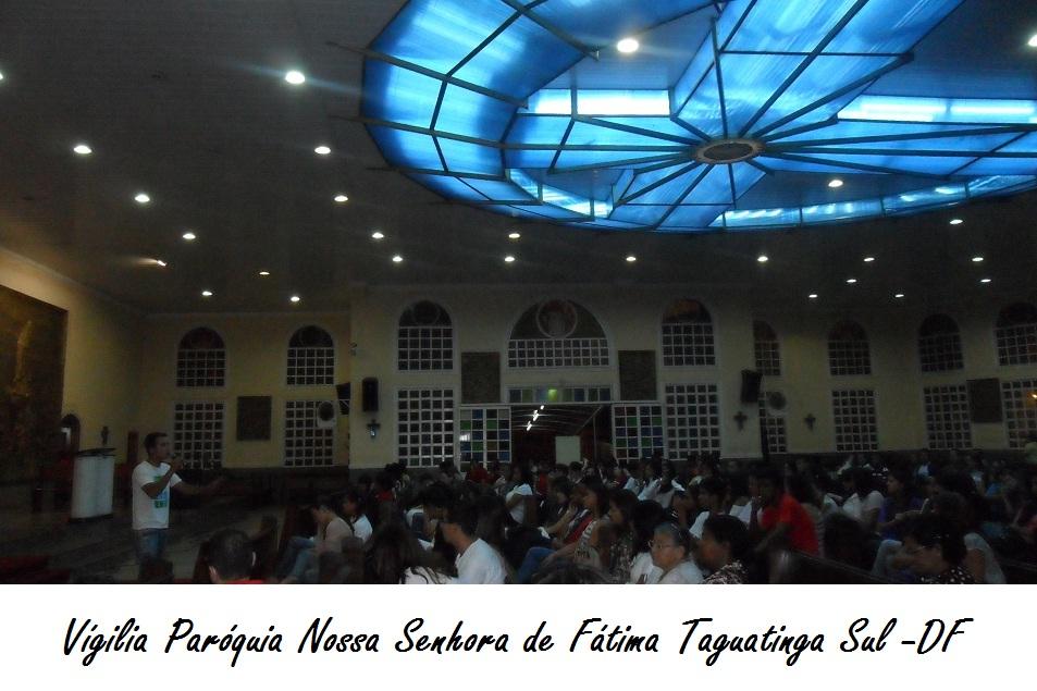 2 SEGUNDA VIGILIA JOVEM DA PARÓQUIA NOSSA SENHORA DE FÁTIMA