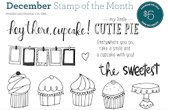 December 2014 Stamp of the Month~Cutie Pie
