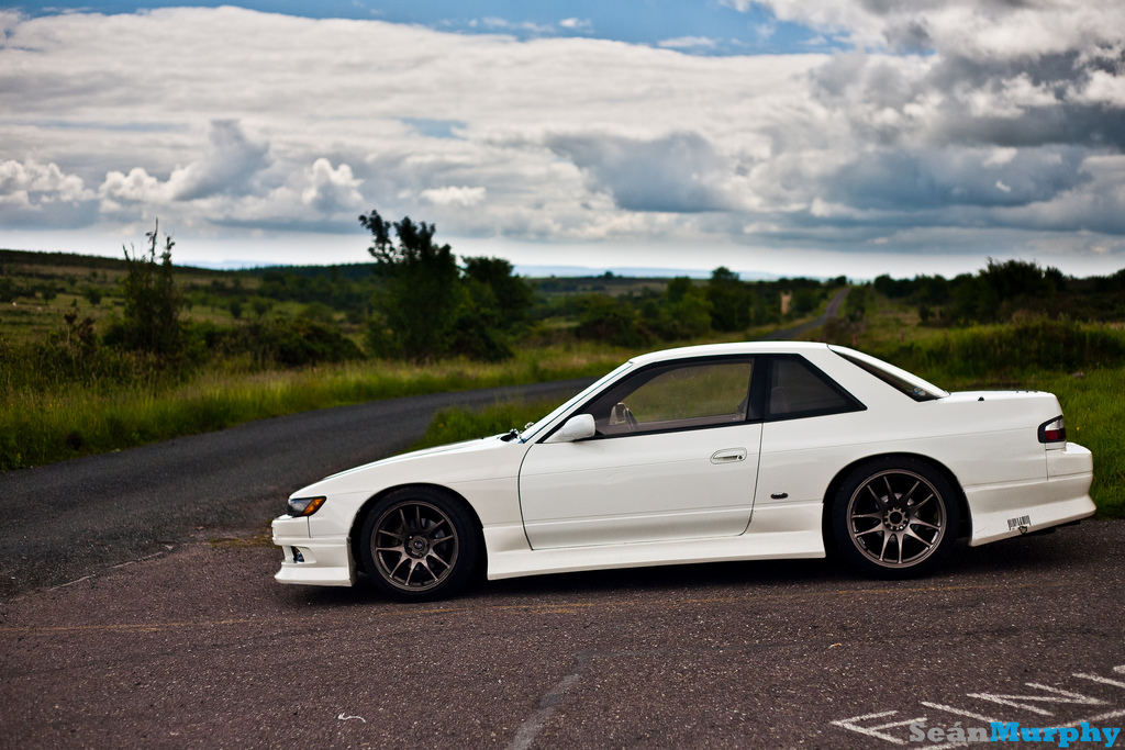 Nissan Silvia S13, JDM, japoński, sportowy samochód, kultowy, driftowóz, drifting, tuning, zdjęcia, ciekawostki, japonia, motoryzacja, RWD, SR20DET, turbo