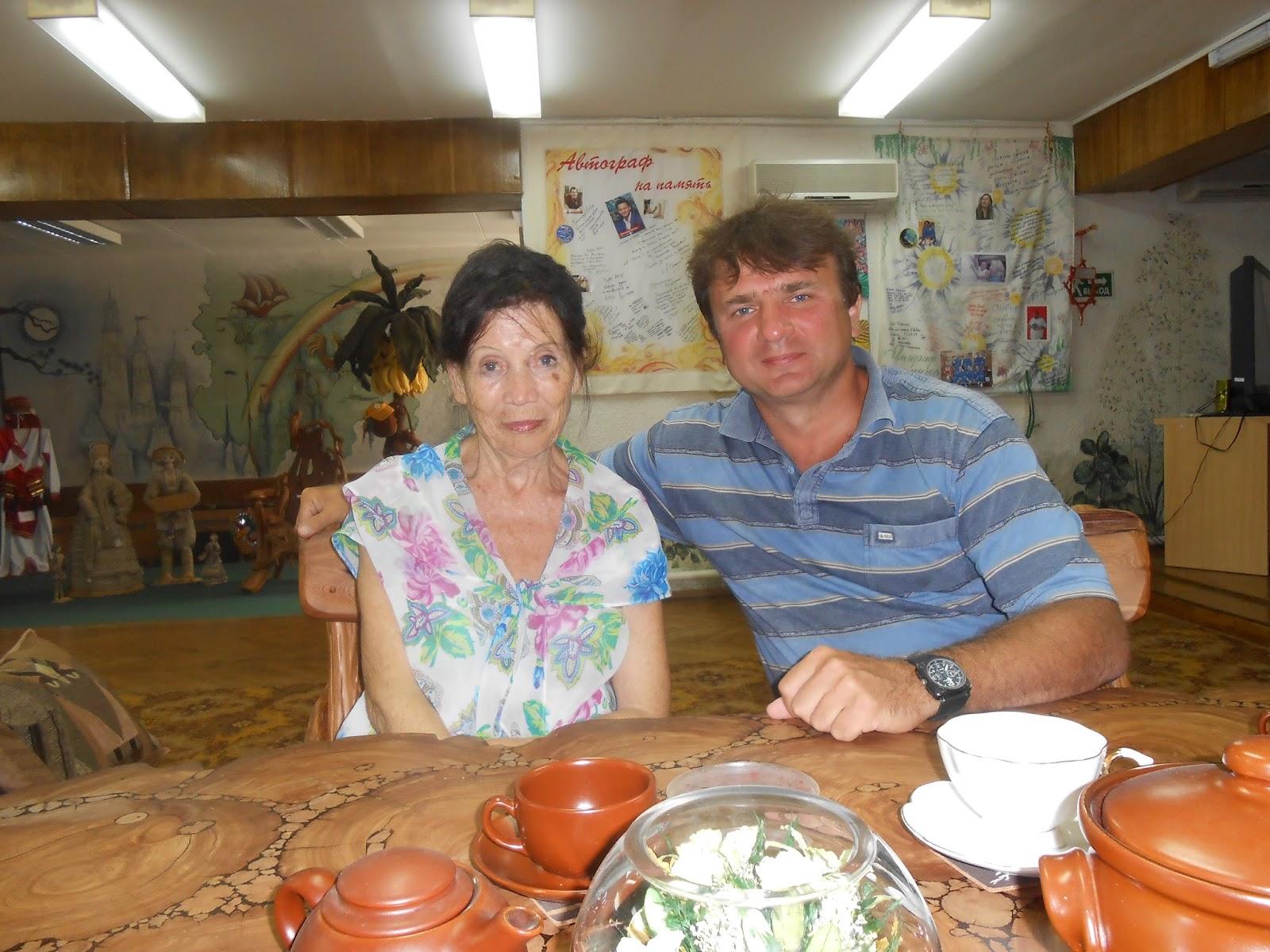 Елена кизякова с детьми фото
