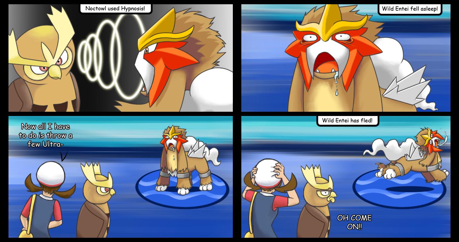 PokemonElite!: March 2012 Wailord Used Body Slam