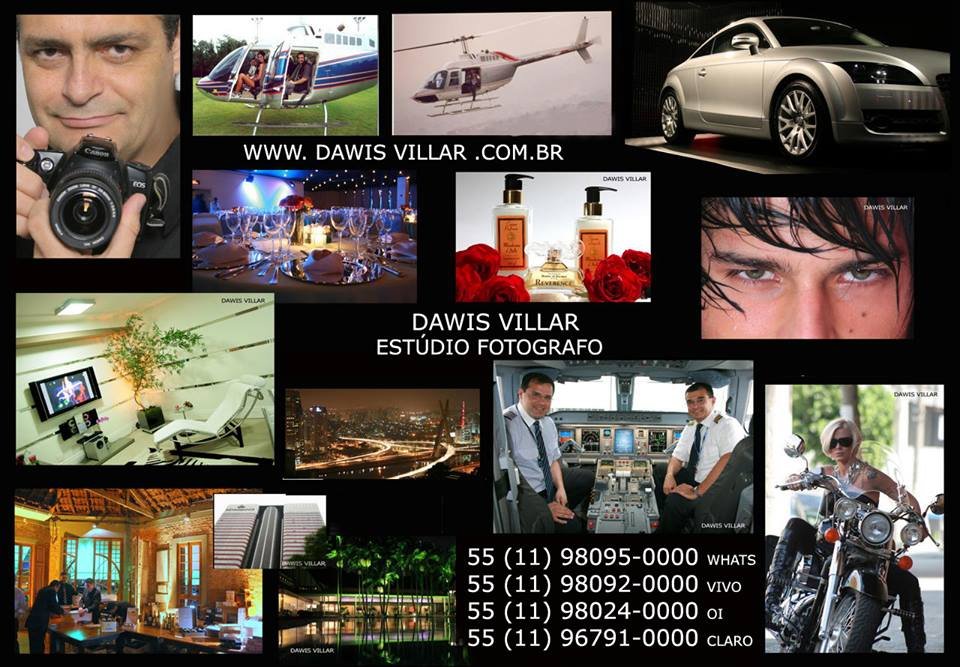 Fotos com Dawis Villar
