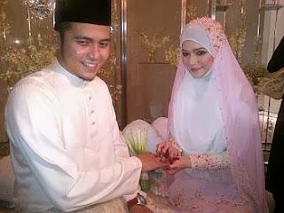 Diana Amir Bernikah Dengan Pensyarah Mohd Habib Bullah