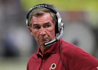 Mike Shanahan, Redskins Head Coach