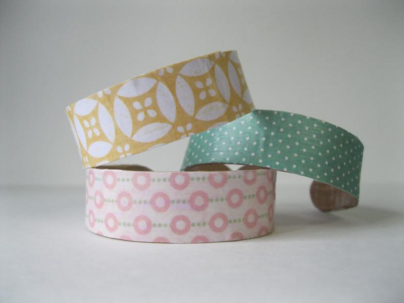 Anna, the homemaker: Popsicle Stick Bracelets