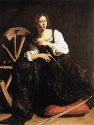St. Catherine of Alexandria, Patron Saint for 2012