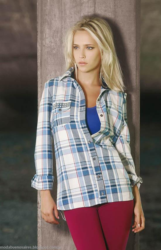 Marcela Koury Select otoño invierno 2013 camisas