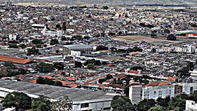 ANIVERSÁRIO DE CARUARU - 159 ANOS DE DESCASO E DEMAGOGIA