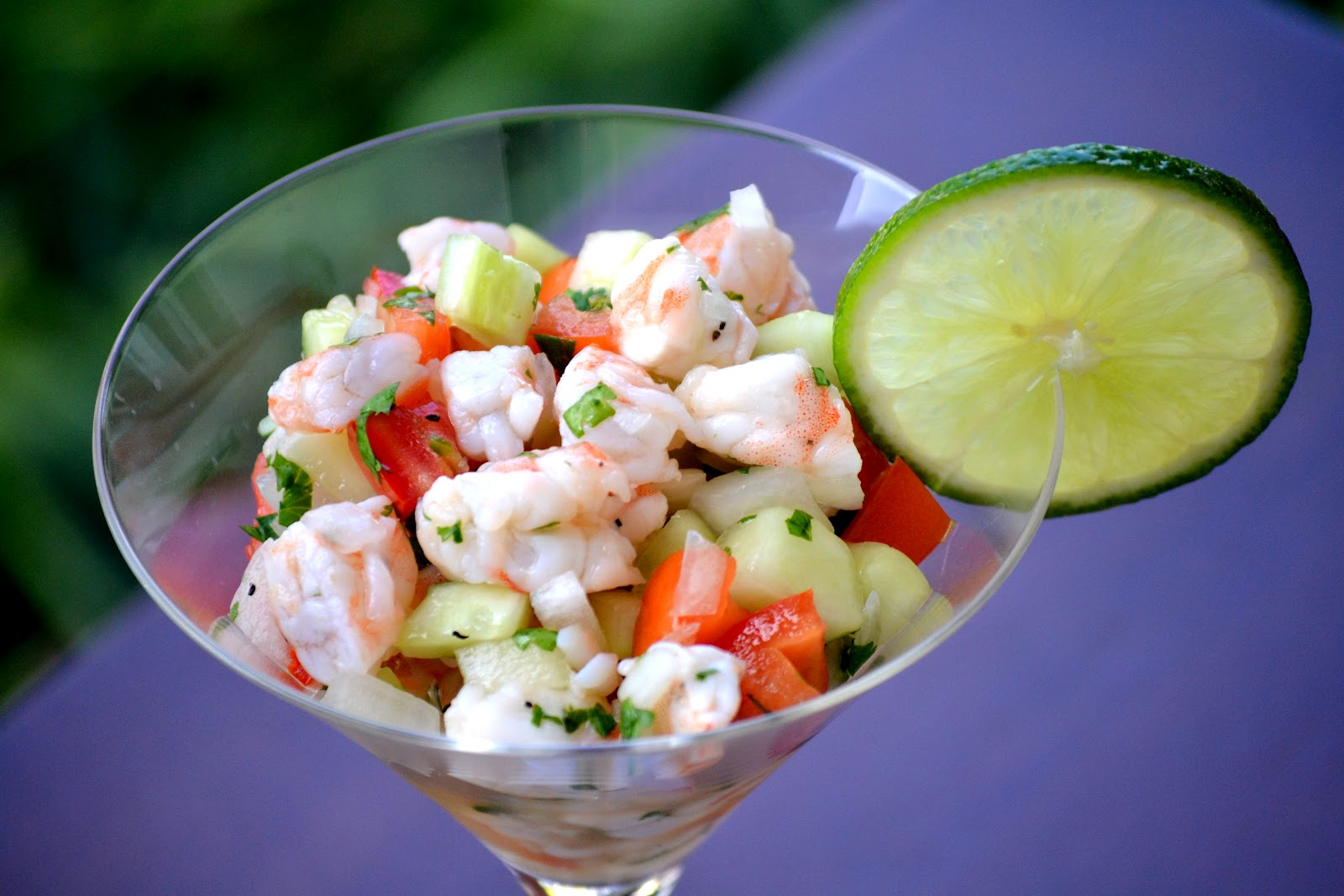 Spicy Shrimp Ceviche Recipe | newhairstylesformen2014.com