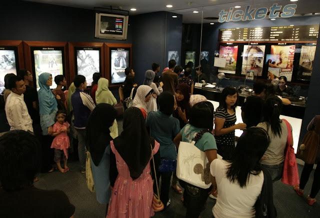Bioskop Bellanova Country Bogor