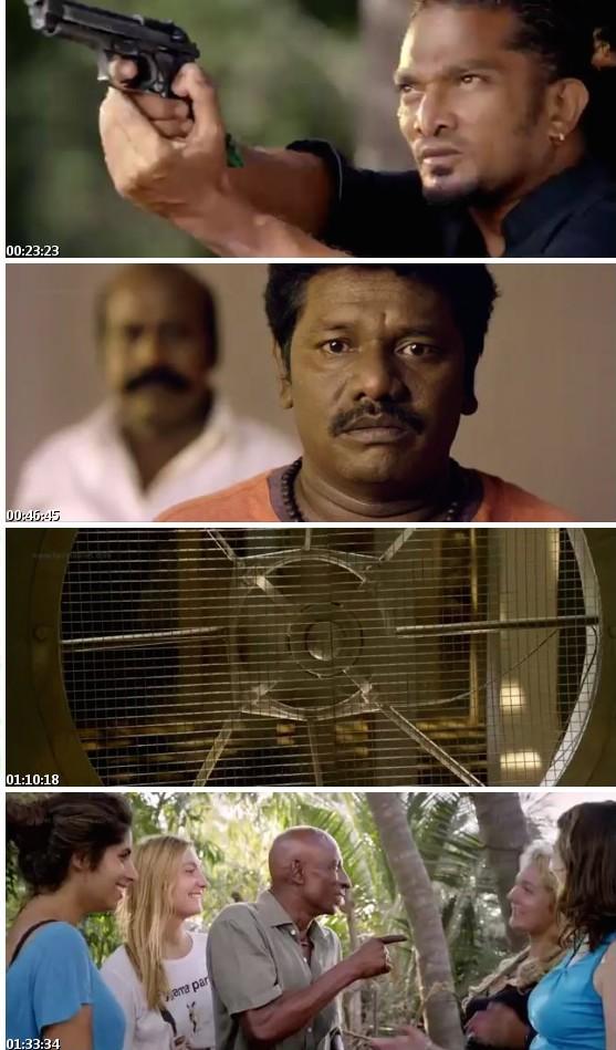 Rakshasudu DVDRip Telugu 400mb