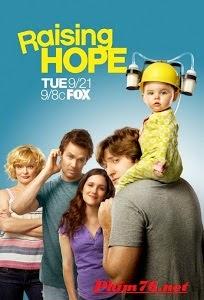 Gà Trống Nuôi Con Phần 1   Raising Hope Season 1