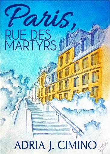 Paris, Rue Des Martyrs